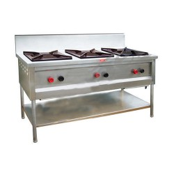 3 Burner Gas Range (Indian)