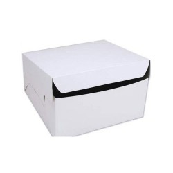 Paper Boxes 5x5x2 inch [350 GSM] (Pack of 1500)