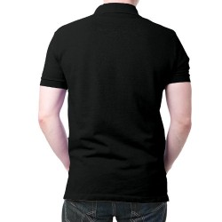 Black Polo T-Shirt (Pack of 10)