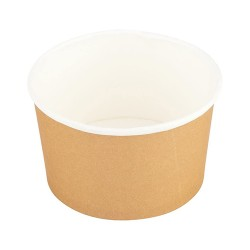 120 ml Eco-Friendly Containers with Lid (Pack of 500)