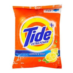 Tide Detergent Powder 1 kg (Pack of 10)