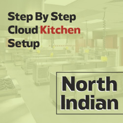 Cloud Kitchen 150 Sq. Ft. Consulting - (North Indian)